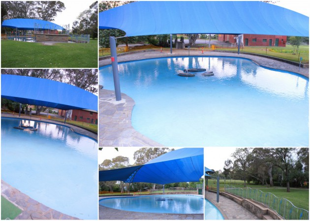 Adelaide's Swimming Pools - Tusmore Park wading pool
