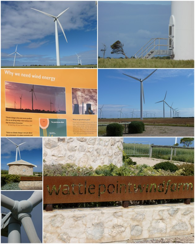 Coobowie, Edithburgh, Wattle Point Wind Farm