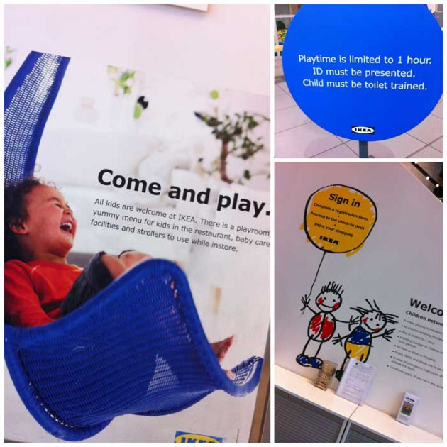 IKEA Playland amp Restaurant Adelaide Review 2012 Play