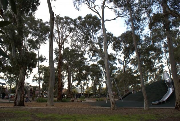 Hazelwood Park Playground