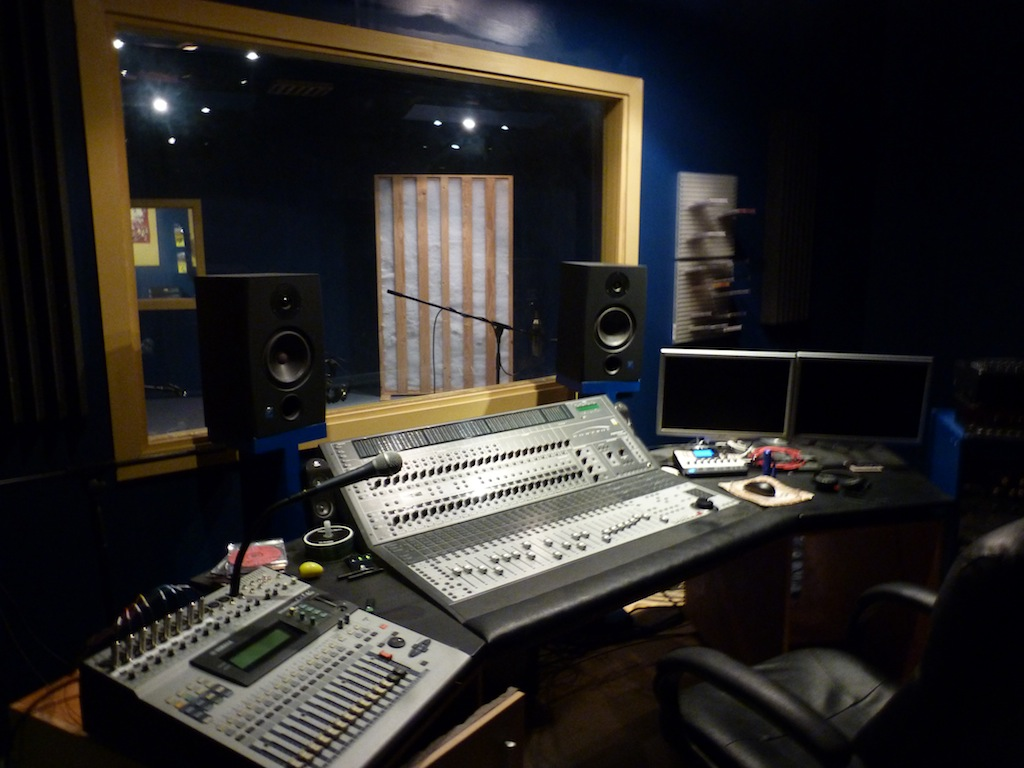 hip hop studio: