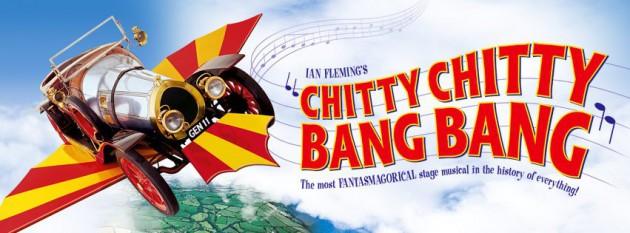 Chitty Chitty Bang Bang : Stage Musical : ends 26 May 2013 ...