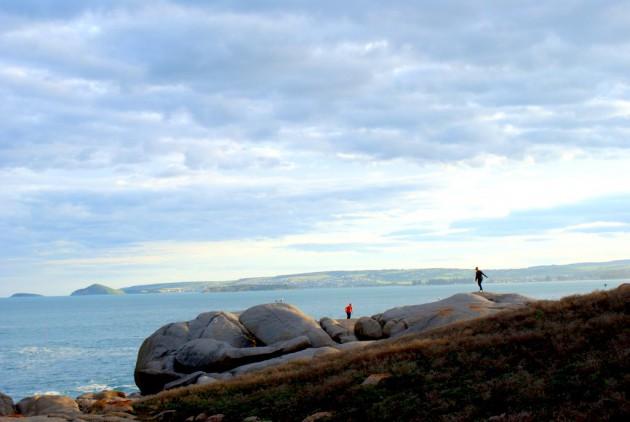 Horseshoe Bay overlooking Victor