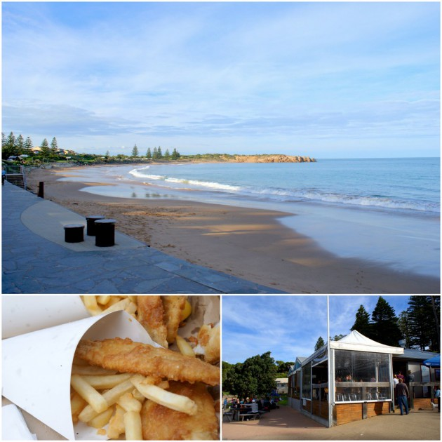 1-flying fish cafe port elliot