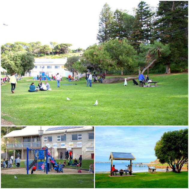 2-Horseshoe Bay playground