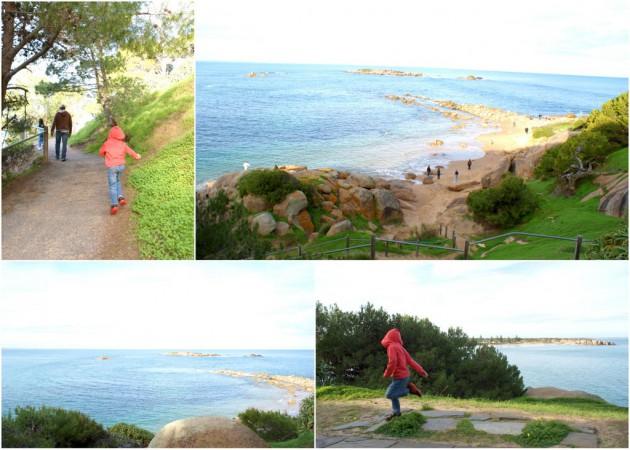 4-Pt Elliot Horseshoe Bay walk up