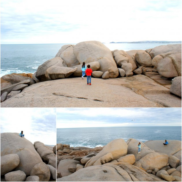 8-2013-06-09 Pt Elliot Horseshoe Bay rocks