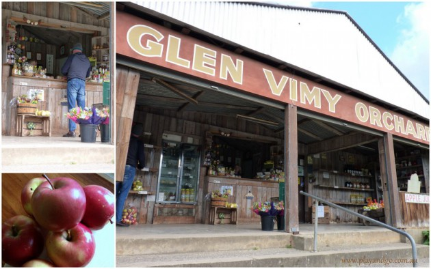 Hahndorf apples