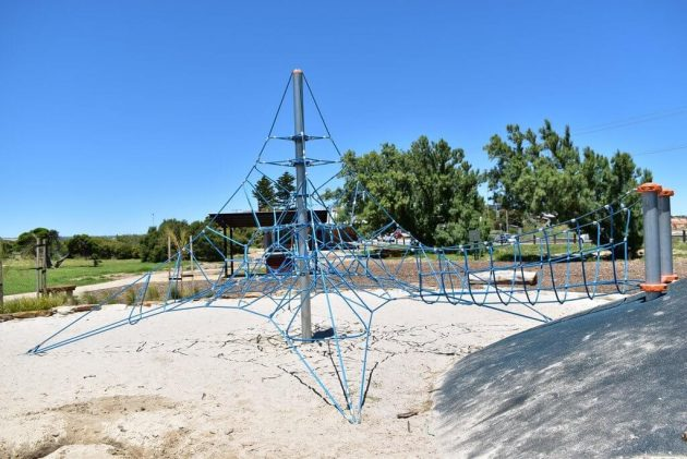 Jubilee playground new play space (