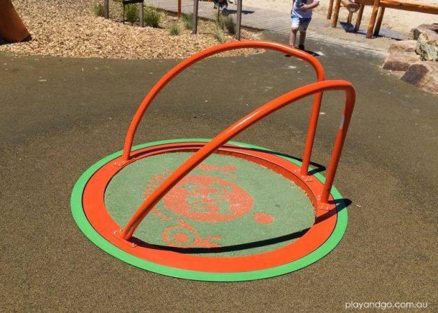 jubilee playground new carousel