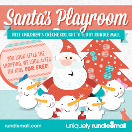 Rundle Mall Santa's Playroom
