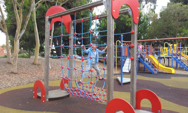 Bush Magic Playground North Adelaide