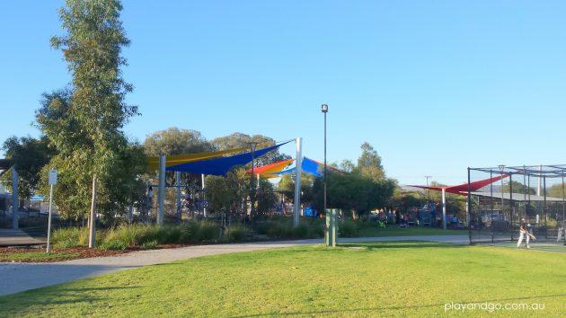 klemzig playground overview