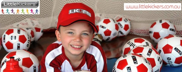 Little Kickers Banner Logo2