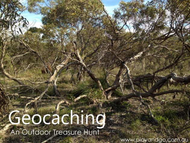 geocaching in Adelaide