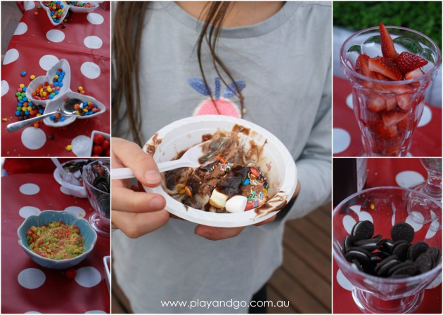 How to train a dragon party (3)