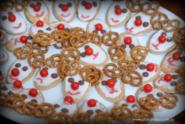 Reindeer biscuits 1