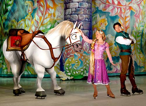 disney on ice dare to dream w horse