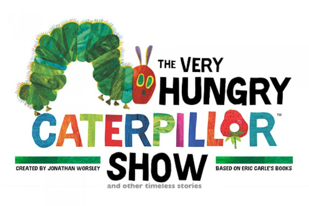 The very hungry caterpillar show 9 11 july 2015 play and go