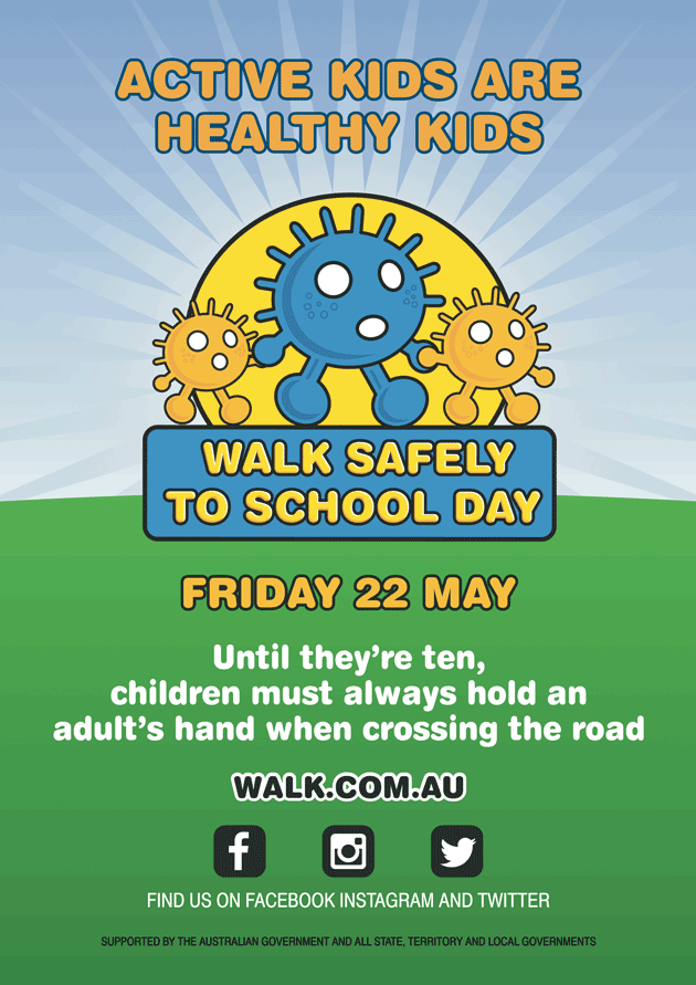 Walk safely to school day 22 may 2015 play and go