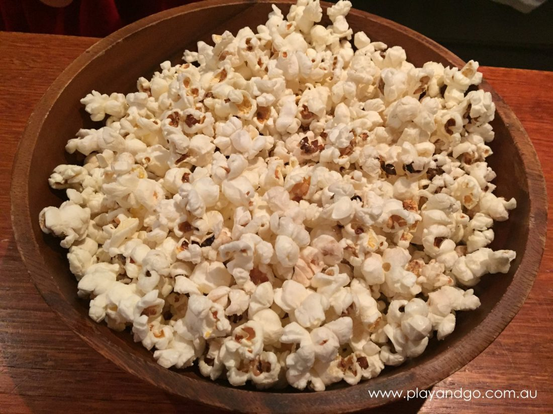 Perfect Popcorn Recipe - Play and Go