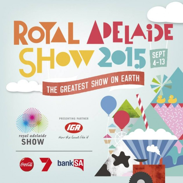Show bags for school fetes - Ended Win Tickets To The Royal Adelaide Show 2015 Play And Go