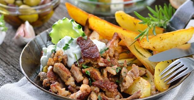 Glendi Greek Festival Food