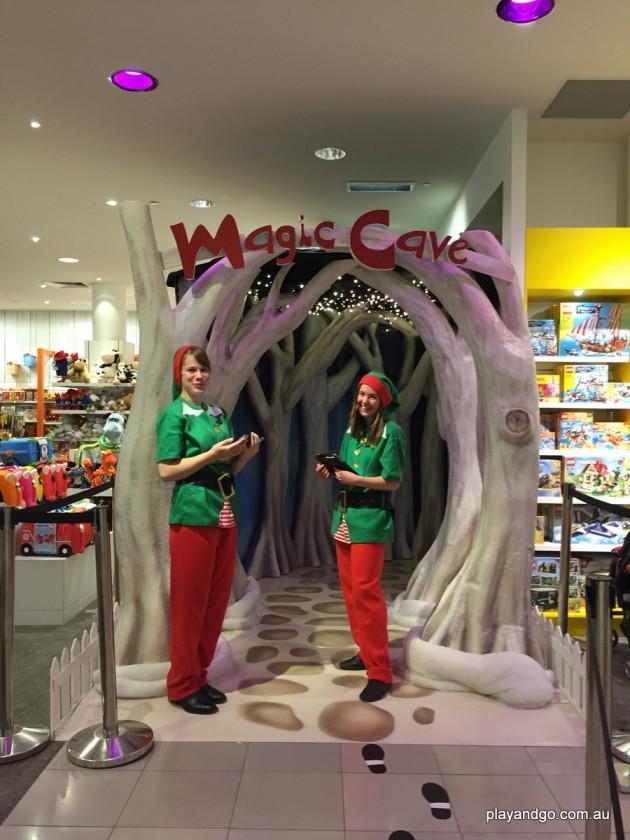 Magic Cave David Jones Adelaide 2015 (4)