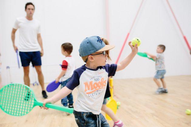 Kid & Hub sport