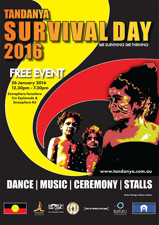 Survival day townsville