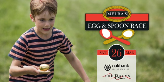 Melbas Egg & Spoon Race