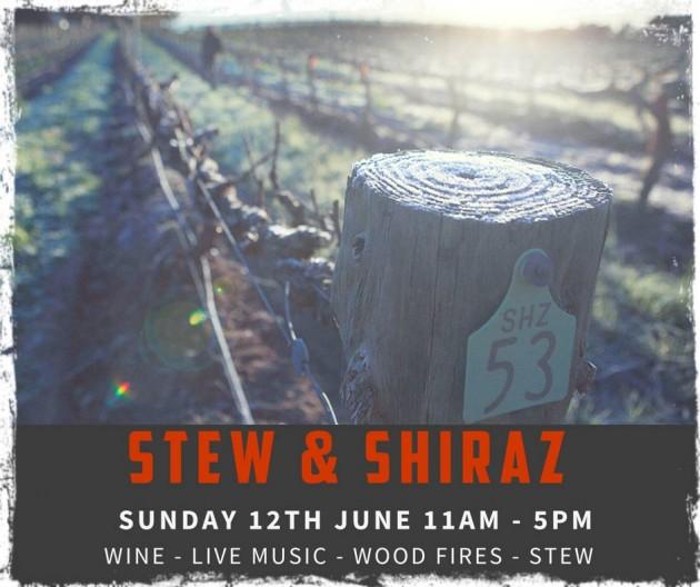 Stew and Shiraz