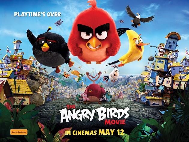 The Angry Birds Movie 2016 Fillmov