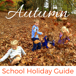 Autumn School Holiday Guide and WIN Tickets to Disney on Ice