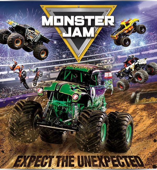 monster jam 2016