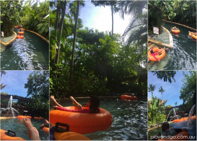 Waterbom Bali Collages (1)