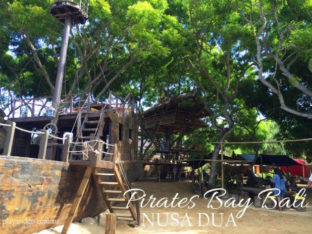 Pirates Bay Bali Nusa Dua
