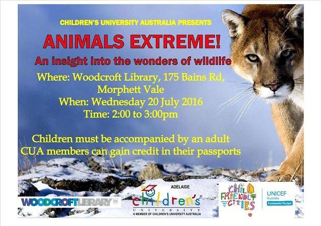 animals extreme