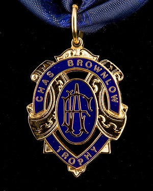 The 2011 Brownlow Medal.