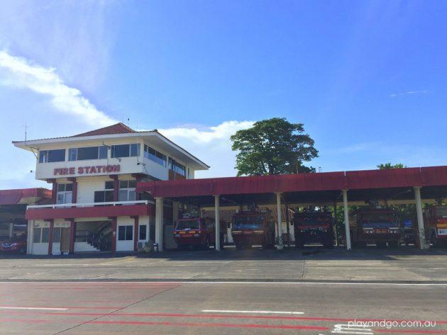 Bali Denpasar Airport Fire Station