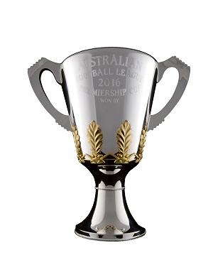 AFL 2011 Media - 2011 Premiership Cup