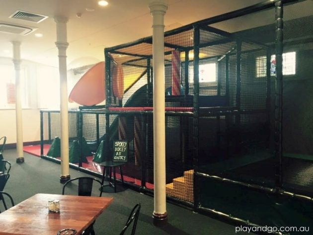 Velo play cafe victoria park