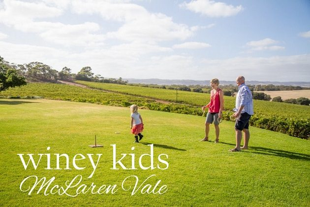 Family Day Trip to McLaren Vale