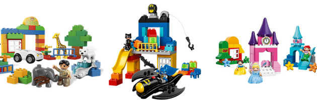 Birthday Present Ideas for a One Year Old - Duplo