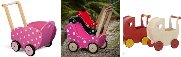 Birthday Present Ideas for a one year old - prams