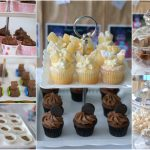 birthday-party-food-cupcakes-teddy-bear-cars-mars-bar-slice-meringues