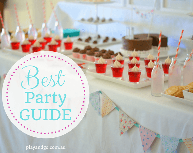 Best Party Guide Adelaide Kids