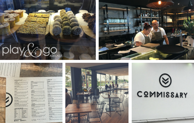 Commissary Review