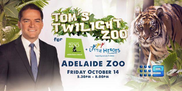 Tom's Twilight Zoo