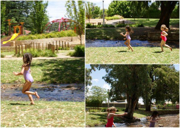 We love living in Adelaide - Tusmore Park